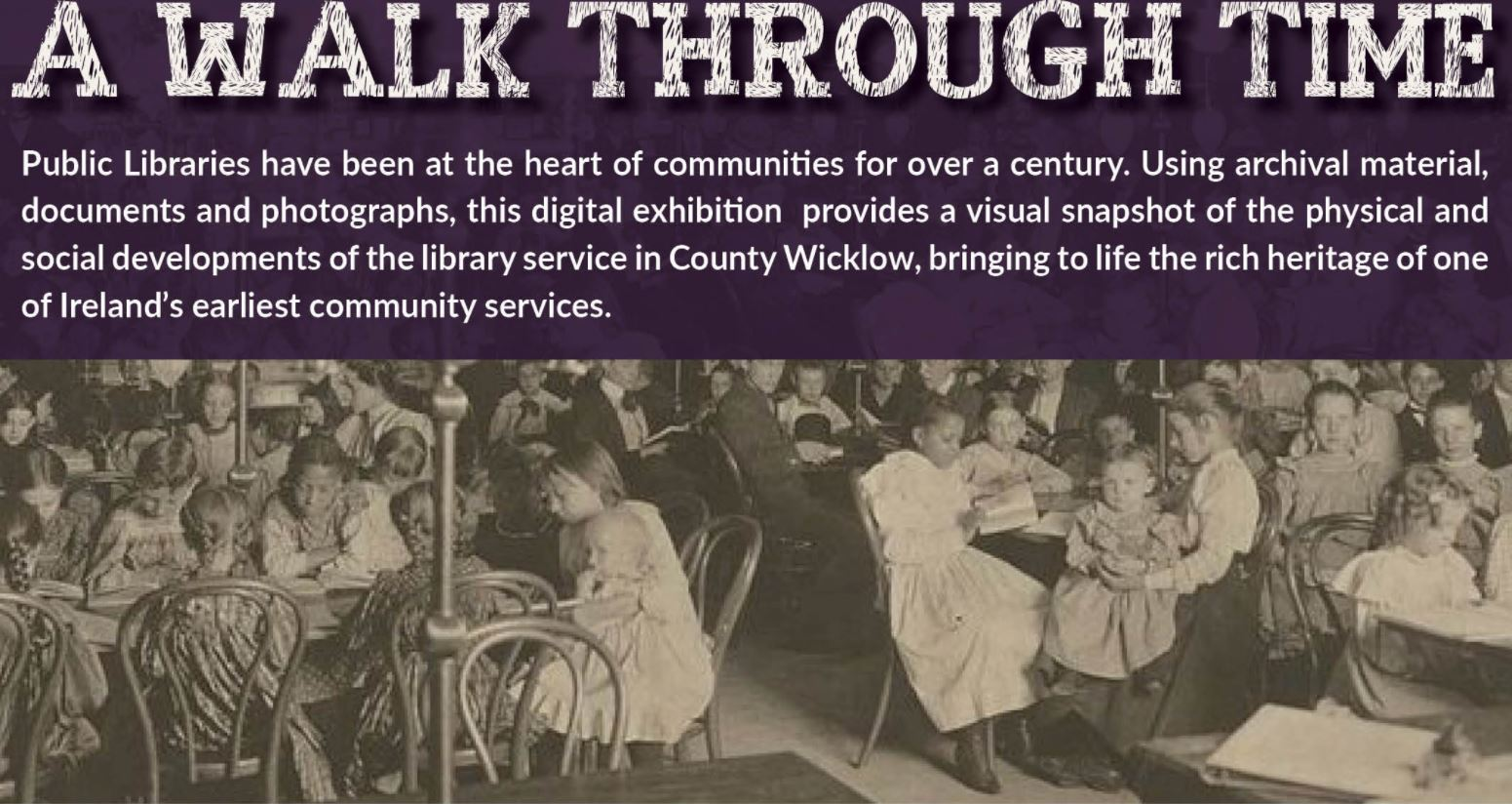 Carnegie Libraries of County Wicklow - an exhibition