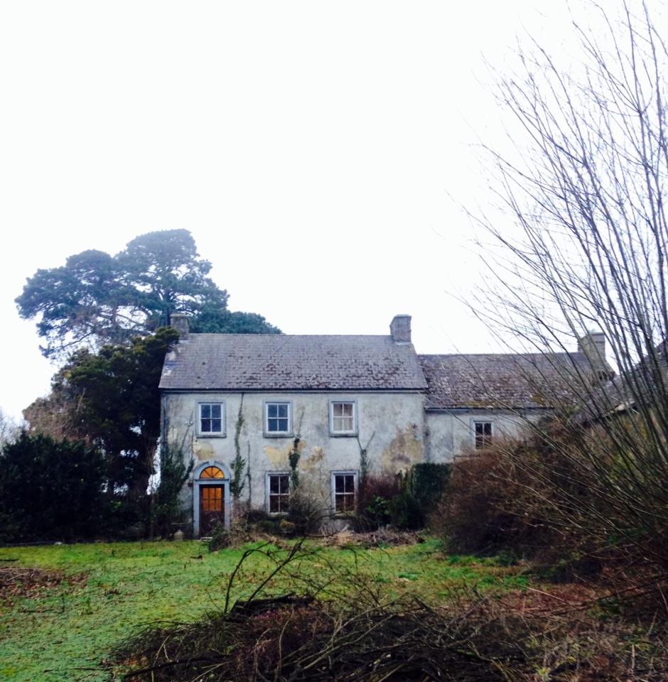 History of the Coolkenno District: Coolkenno Hall by Colum O'Rourke